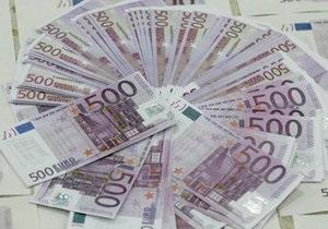 Інфляція в єврозоні за останній місяць прискорилася