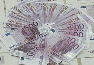 Євро на міжбанку впав нижче 10,5 гривень