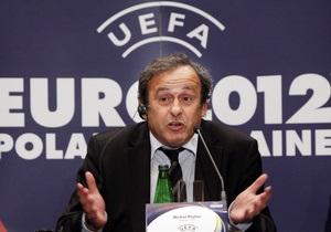 НГ: Політичні пристрасті за Євро-2012