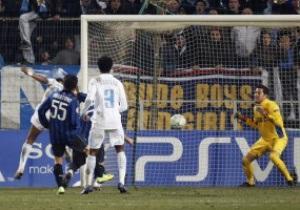 Экс-форвард Шахтера выбивает Интер из Лиги Чемпионов