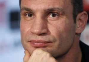 Виталий Кличко: Если Хэй хочет боя, он должен умерить свои финансовые аппетиты