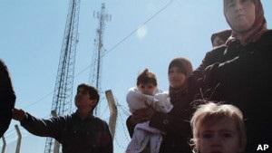 Сирія закладає міни вздовж шляхів на кордоні, які використовують біженці