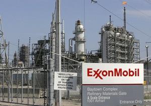 Exxon Mobil зацікавилася видобутком сланцевого газу в Туреччині