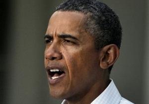 Конгрес попросить Обаму відзвітувати про подальші дії щодо Сирії