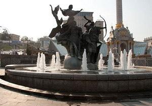 У кожному районі Києва мерія обіцяє побудувати фонтани