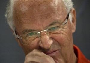Беккенбауэр: Игрокам Баварии не помешает скромность
