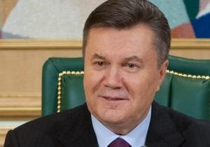 Янукович: Ахметов, Пінчук і Жеваго підтримують законопроект про податок на розкіш