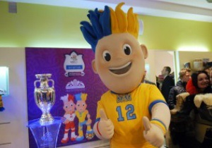 Чиновник: Євро-2012 може збільшити приплив туристів в Україну на 30-40%