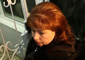 Карпачова поспілкувалася наодинці з Тимошенко
