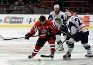 Плей-офф ВХЛ: Донбас вийшов у півфінал конференції Захід