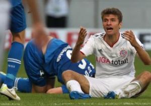 Бундеслига: Бавария отгрузила Хоффенхайму 7 голов, Боруссия прервала победный ход