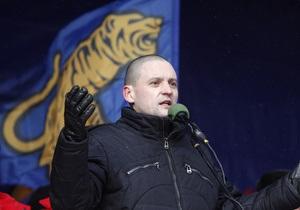 Удальцов закликав влаштувати першого травня мільйонну ходу в Москві