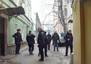 Вибух у центрі Одеси: нові подробиці