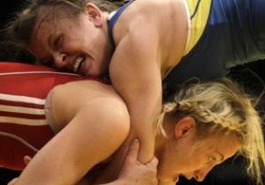 Украинки выиграли золото и серебро Чемпионата Европы по вольной борьбе
