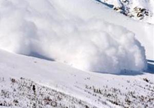 В МНС попереджають про небезпеку сходження лавин у кримських горах