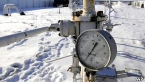 Українська служба Бі-бі-сі: Росія після виборів. Тиску на Україну буде більше, а ціна на газ - та сама