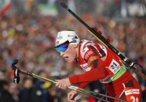 ЧМ по биатлону: Тура Бергер выиграла индивидуальную гонку, три украинки - в двадцатке сильнейших