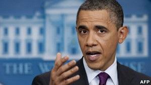 Обама відкинув військове втручання США у Сирію