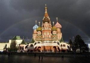 Приплив іноземних туристів до Росії став рекордним з 1999 року