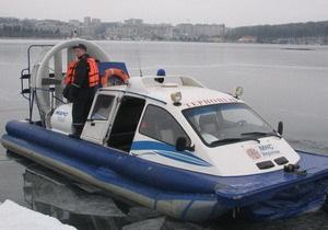 МНС: За цю зиму в Україні на водних об єктах загинули в 2,5 рази менше людей, ніж за минулий