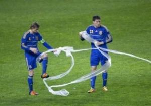 Украина поднялась на 10 позиций в рейтинге FIFA