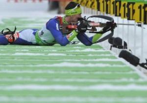 ЧС із біатлону: словенець виграв індивідуальну гонку, Дериземля — 17-й