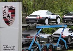 Менеджерів Porsche звинуватили в кредитних махінаціях