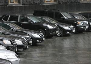 Корреспондент: Керма влади. Україна значно випереджає Європу за кількістю службових автомобілів