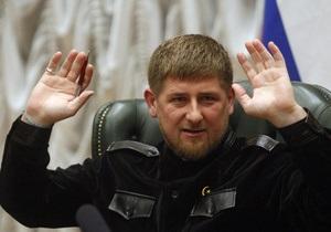 ЗМІ: Підозрюваний у підготовці замаху на Путіна планував також вбити Кадирова