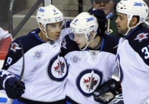 NHL: Виннипег разобрался с Баффало, Анахайм был сильнее Ойлерс