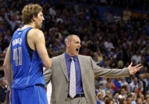NBA: 27 очок Новіцкі не врятували Даллас від поразки в Оклахома-Сіті