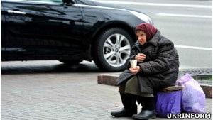 Українська служба Бі-бі-сі: За рекордних видатків Україна має вкрай низькі пенсії