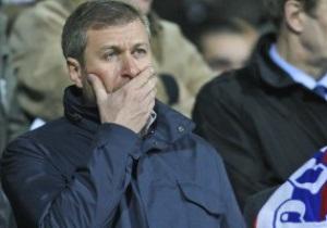 Абрамович викупив президентську ложу на матч Євро-2012 Польща - Росія за 1,6 млн доларів