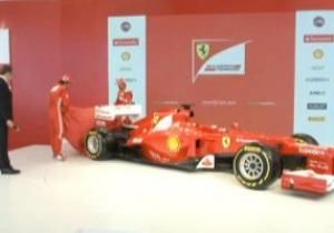 Ferrari: тести були повним провалом