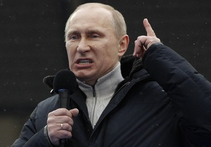 Путін: Ми перемогли у відкритій і чесній боротьбі
