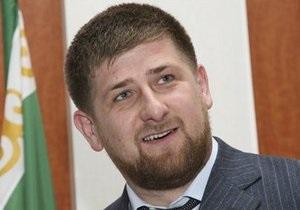 Кадиров про вибори в Чечні: Вулиці переповнені людьми, це справжнє свято