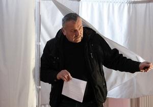 Погана погода вплинула на активність виборців на півдні Росії