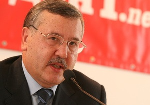 Гриценко заявив, що не буде претендувати на посаду мера Києва і підтримає Кличка
