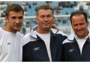 Матч Динамо и Арсенала на НСК Олимпийский откроют три обладателя Золотого мяча