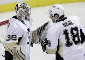 NHL: Ванкувер уступил Баффало, Питтсбург одолел Колорадо