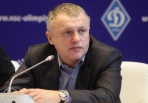 Суркіс: На матч Динамо-Арсенал вже продано 41 тисячу квитків
