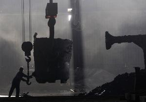 Експерти назвали провалом лютневі показники українських металургів