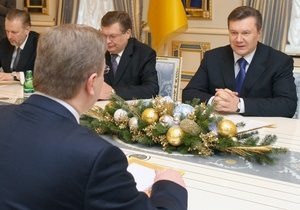 Глава Протоколу Президента розповів, як потрапити на прийом до Януковича