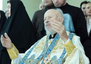Митрополит Володимир запевнив, що сам керує УПЦ МП