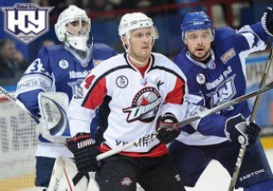 Донбасс завершил регулярный чемпионат ВХЛ на минорной ноте