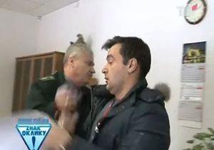 Інцидент між журналістами і директором президентської резиденції Залісся розслідуватиме прокуратура