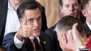 Мітт Ромні переміг на праймеріз у ще двох штатах