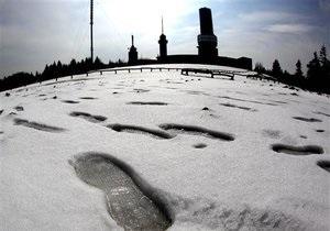 Прогноз погоди на останній день зими