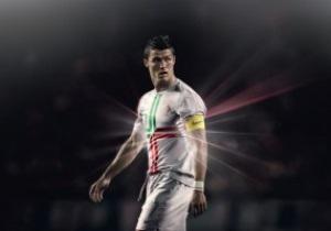 С прицелом на Евро-2012. Португалия представила новую форму