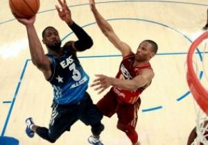 Фотогалерея: Баскетбольные сливки. Самые яркие моменты Матча всех звезд NBA